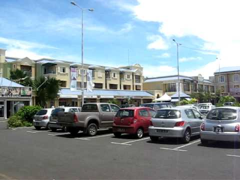 Super U shopping centre - Grand Bay- Mauritius