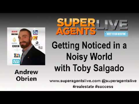 Getting Noticed in a Noisy World with Andrew Obrien and Toby Salgado