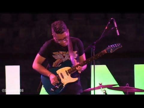 Glenn Fredly & Bakuucakar - Cinta dan Rahasia @ Prambanan Jazz 2017 [HD]