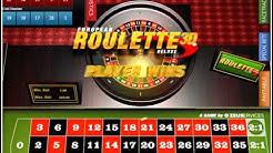 EUROPEAN ROULETTE 3D Casino Community mit 100 Freispielen Willkommensbonus