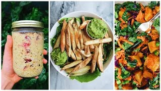simple vegan meals