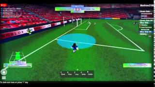 RS:Manchester City 7-Bayern Leverkusen 4 Ida 1er tiempo roblox