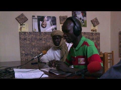 Gao radio helping in Mali reconciliation effort