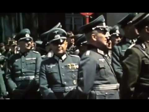Hitler in Colour( Nazi Rise to Power)