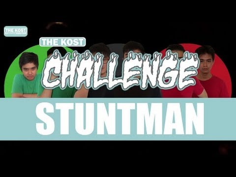 The Kost Challenge 8: STUNTMAN Part 2
