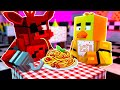 Minecraft Fnaf: Lolbit And Funtime Foxy Go On A Date ...
