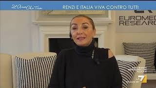 """Ultimi Sondaggi, Alessandra Ghisleri: """"Il 50% degli italiani è convinto che con le prossime ... thumbnail"""