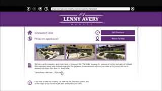 GTA V New Mansions and Property Unlocked? - Lenny Avery Reality Tutorial(In this video, I show you how to do a cool little trick in the story mode, where you can see new properties for sale on the Lenny Avery reality site. Hopefully these ..., 2014-01-16T10:45:35.000Z)
