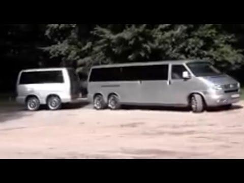 Awsome Volkswagen T4