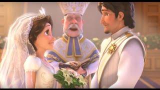 Рапунцель - счастлива навсегда | Короткометражки Студии Walt Disney | мультики Disney о принцессах