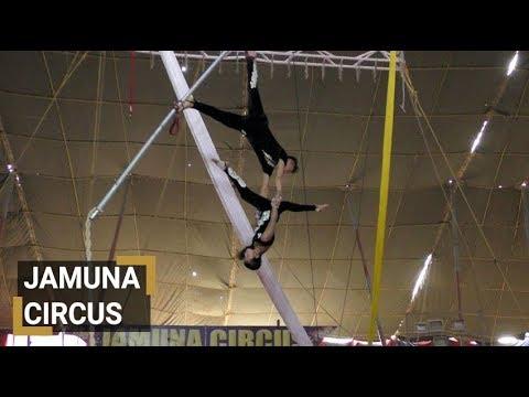African Jamuna Circus In Hyderabad