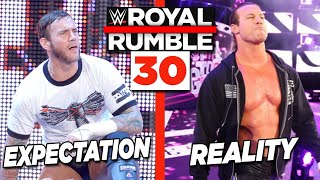 10 Expectations Vs Reality For WWE Royal Rumble 2020 TONIGHT!