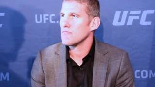 Daniel Kelly on big opportunity that fight with Rashad Evans presents