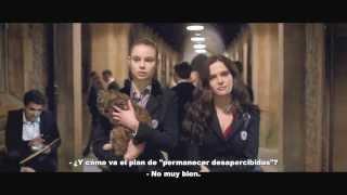 Academia de vampiros pelicula completa en español
