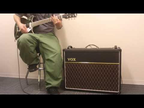 【MUSICLAND KEY】VOX AC15C2 TWIN