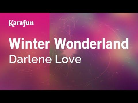 Karaoke Winter Wonderland - Darlene Love *