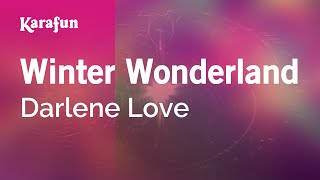 Karaoke Winter Wonderland - Darlene Love *