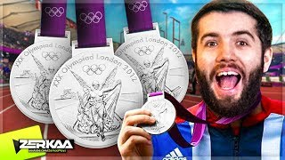 TRYING TO NOT WIN THE OLYMPICS! (London 2012)