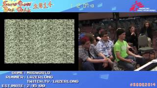 Summer Games Done Quick 2014 - Part 78 - Madworld