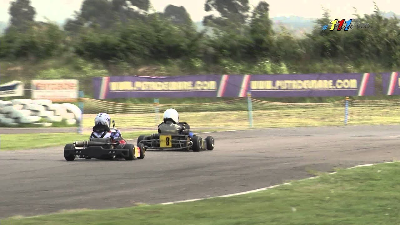 Video Kart Marco Butti - YouTube