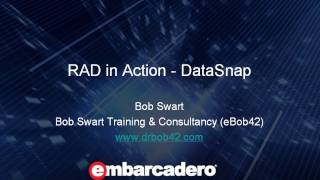 Rad In Action - Datasnap 1/3