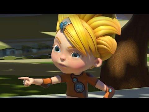 Алиса знает, что делать! 9 серия - ВЗРЫВНЫЕ ДЕТИШКИ
