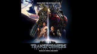 20. Steve Jablonsky - Vivian Follows Merlin [Transformers: The Last Knight Soundtrack]