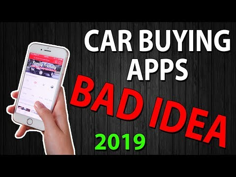 This Is Why Car Buying Apps Are Terrible