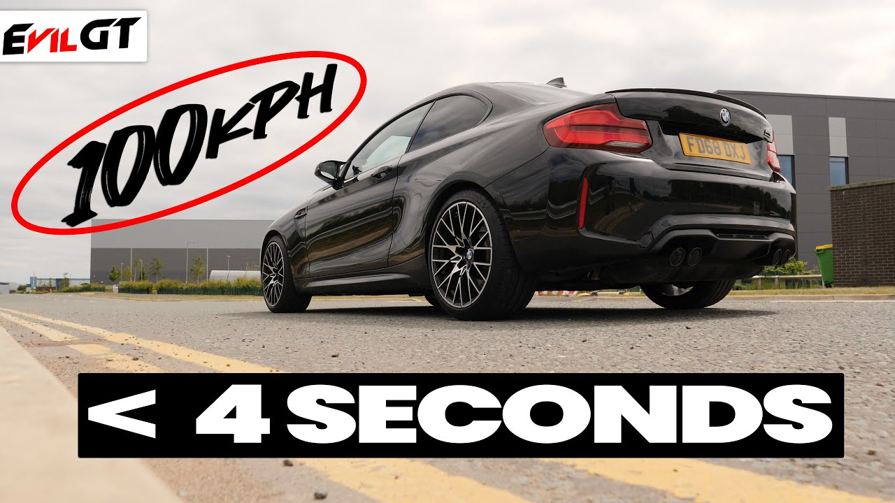 Trying to get SUB 4 SECONDS in our 400bhp BMW M2 Competition Modification Project!