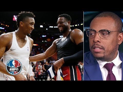 Donovan Mitchell plays like Dwyane Wade – Paul Pierce | After the Buzzer