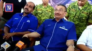Hishammuddin: Who is using whom in the opposition?
