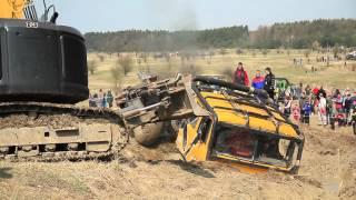 Trucktrial 2013: Milovice
