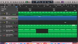 tupac all eyez on me instrumental logic pro remake