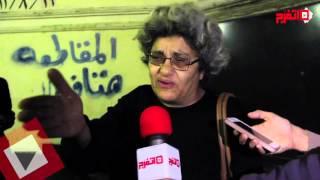 ليلى سويف عن «حبس الصحفيين»: انتهاكات لم أراها على مر العصور (اتفرج)