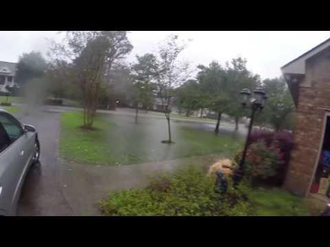 Hurricane Matthew Manning, SC