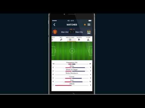 Goal Live Scores Video 1