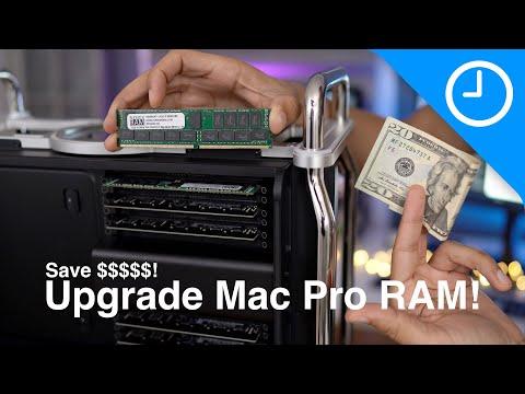 2019 Mac Pro RAM upgrade tutorial: Save LOTS of $$$!