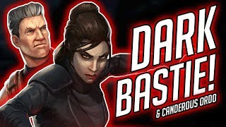 Bastila Shan (Fallen) and Canderous Ordo are here. | Star Wars: Galaxy of Heroes