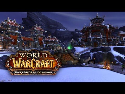 Warcraft - Garrison rendszer bemutató