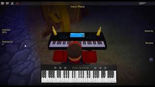 Heart and Soul - Big by: Hoagy Carmichael on a ROBLOX piano. [Braden Arr.]