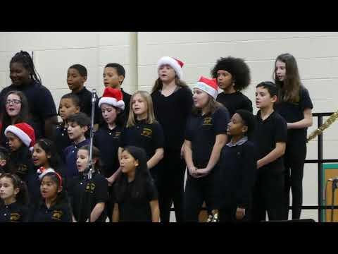 Swimming River School Chorus 12/18/18 A