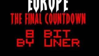 Europe - The Final Countdown 8-bit