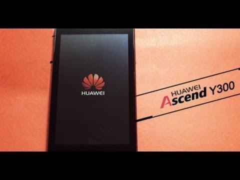 Huawei Y300 Unboxing Y Análisis (un Excelente Equipo)