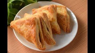 बेकरी जैसे अनेकों परतों के साथ क्रिस्पी पफ आलू पेटीज बनाने आसान तरीका-Puff Patties Recipe  Recipeana
