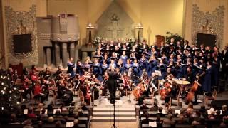 09/10 Das neugeborne Kindelein (Dieterich Buxtehude) [Advent Concert 2014]