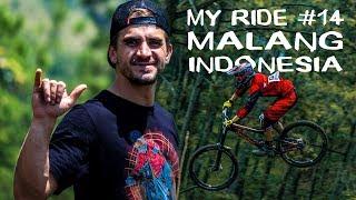 Led v plus 30°C?! - Indonesian Downhill Klemuk 2017 | Matej Charvat - MY RIDE #14