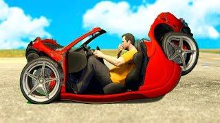 Die REALISTISCHE Version von GTA 5 spielen!