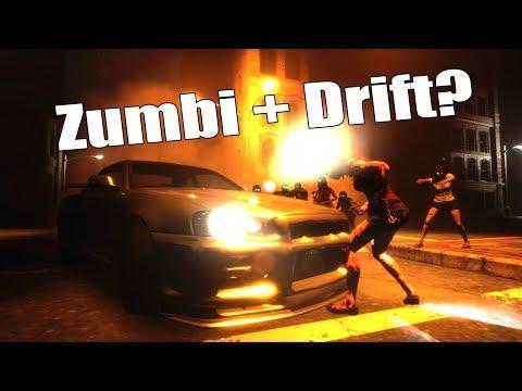 NOVO JOGO DE DRIFT COM ZUMBIS!