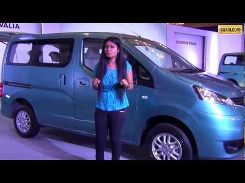 Nissan Evalia India Review