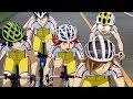 TVアニメ第4期『弱虫ペダル GLORY LINE』EDショートアニメ(Cパート)LINE.16